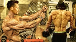 Tiger Shroff's Baaghi 2 Gym Workout Video Leaked width=