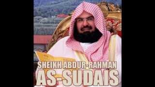 getlinkyoutube.com-Sourate Al Kahf Sheikh Abderrahman Al Soudais