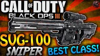 "getlinkyoutube.com-COD Black Ops 3 - ""SVG-100"" BEST CLASS SETUP - BO3 Best SVG-100 Sniper Class Setup! (COD BO3 Class)"