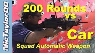 getlinkyoutube.com-200 rounds of 223 with a SAW