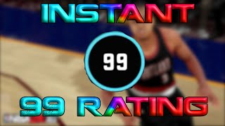 NEW 99 OVERALL / ALL BADGE UNLOCK 2K16 NEWEST PATCH *ALL CONSOLES*