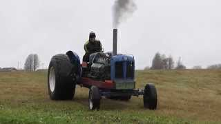 getlinkyoutube.com-Fordson (SCANIA DS14 V8)