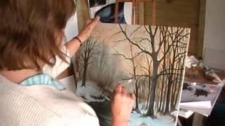 getlinkyoutube.com-Oil Painting Workshop with Alan Kingwell