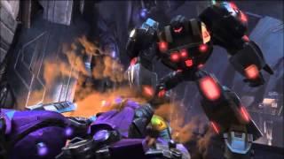 getlinkyoutube.com-The PanHeads Band - Монстр (Skillet Cover) Transformers Fall Of Cybertron Grimlock RUS