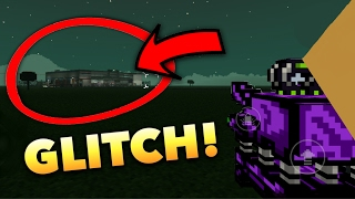 getlinkyoutube.com-BIGGEST Pixel Gun 3D Glitch EVER!! (Out-Of-The-Map)
