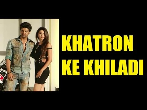 Kushal Tandon and Gauhar Khan back together on KHATRON KE KHILADI 5.