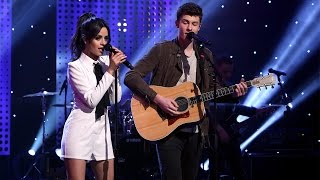 getlinkyoutube.com-Shawn Mendes & Camila Cabello Perform 'I Know What You Did Last Summer'