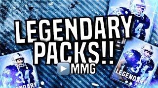 getlinkyoutube.com-Legendary Packs Opening! Madden Mobile 16
