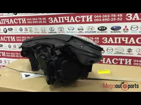 Фара правая 92102-2W510 для Hyundai Santa Fe 2016-