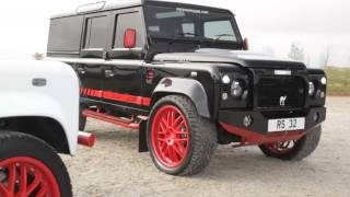 getlinkyoutube.com-The Land Rover Defender - An Icon