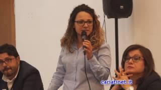 Arrivo dei migranti a Cariati: Consiglio comunale del 27 10 2016 PARTE7