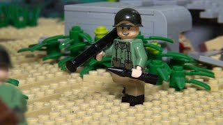 getlinkyoutube.com-LEGO WWII Battle of Okinawa Kakazu Ridge – BrickFair Virginia 2015