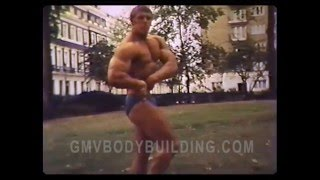 Serge Jacobs, Bill Grant & Harold Dickinson – Pump & Pose from GMV Bodybuilding width=