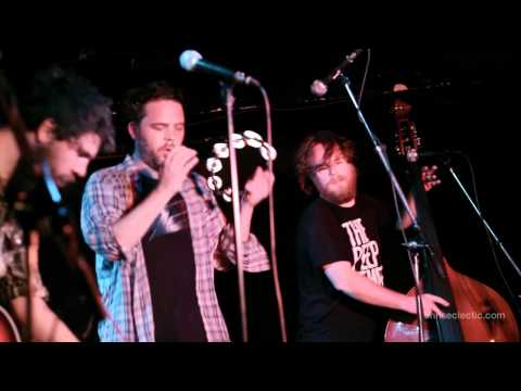Graveyard Train - New Song (Live at the Horseshoe Tavern, 25.07.11)