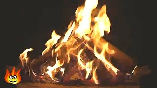 getlinkyoutube.com-Virtual Campfire with Crackling Fire Sounds (HD)
