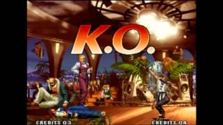 getlinkyoutube.com-Gameplay The King of Fighters Portable 94~98 PSP