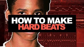 HOW TO MAKE HARD BEATS IN 2017 | FL Studio Trap Beat Tutorial
