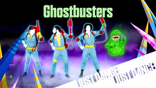 getlinkyoutube.com-Just Dance 2014 - Ghostbusters (Classic 5 Stars) PS3