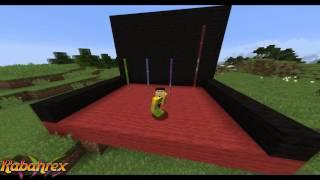 getlinkyoutube.com-Minecraft: Como hacer Sables de Luz en Minecraft Vanilla
