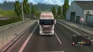 getlinkyoutube.com-Euro Truck Simulator 2 - Episode 80 - Czech Republic Map Mod [CZ/SK Addon Map v2.0]