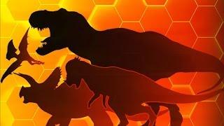 getlinkyoutube.com-WAVE BATTLE EVENT - DINO STAMPEDE - Jurassic World The Game