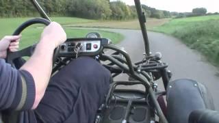 getlinkyoutube.com-Buggy Bugxter PGO 150 - Jura country ride