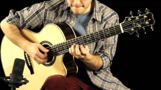getlinkyoutube.com-PRS Martin Simpson Private Stock Demo : Paul Reed Smith Acoustic Guitar