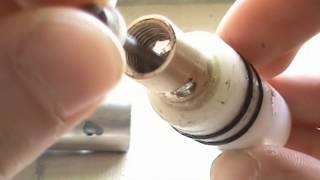 Building my airgun (pcp) part 2