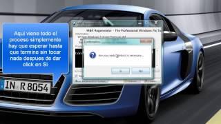getlinkyoutube.com-Elimina todo rastro de activadores fallidos / MBR Regenerator (Windows 7)