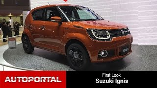 getlinkyoutube.com-Maruti Suzuki Ignis First Look - Auto Portal