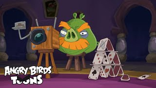 "getlinkyoutube.com-Angry Birds Toons 3 Ep. 7 Sneak Peek - ""The Porktrait"""
