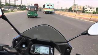getlinkyoutube.com-| Suzuki Gixxer SF Ride | Dhaka Chittagong Highway | Bangladesh |