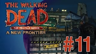The Walking Dead: A New Frontier EP 3 #4 - New Frontier