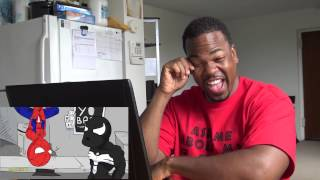 getlinkyoutube.com-GHETTO SPIDER-MAN REACTION!!!