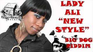 Lady Ali - New Style