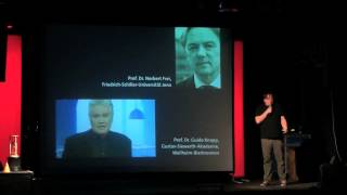 Geschichtspornografie oder 'Public History' – Thorsten Logge beim #36 Science Slam Berlin
