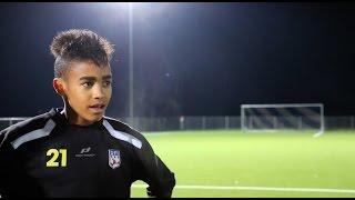getlinkyoutube.com-Young football talent - Felix Knörle (DFI U15) - 14 years old | HD