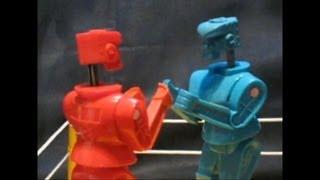 Rock 'em Sock 'em Robots: The Epic Battle of Red vs. Blue view on youtube.com tube online.