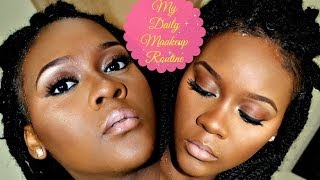 getlinkyoutube.com-Get Ready With Me: My Daily Makeup Routine