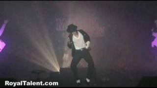getlinkyoutube.com-Kenny Wizz - Michael Jackson Impersonator - Billy Jean