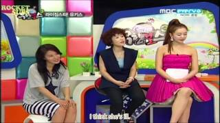 getlinkyoutube.com-110505 Infinity Girls - U-Kiss Cut (en)