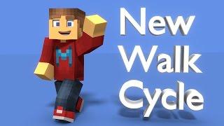 getlinkyoutube.com-Minecraft Walk Cycle