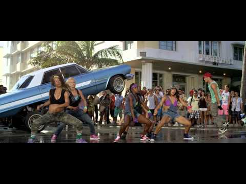 Step Up 4 Miami Heat - Ocean Drive 3 minute Clip [HD]