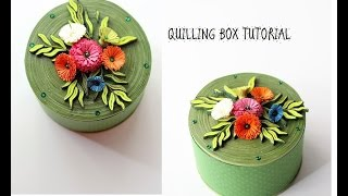 Best out of waste/Tape roll box/TUTORIAL
