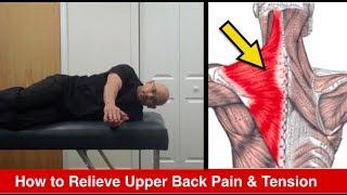 getlinkyoutube.com-Atlanta Chiropractor - How to Relieve Upper Back Pain - Personal Injury Doctor Atlanta