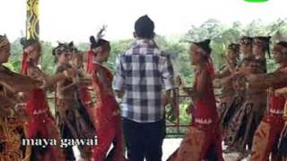 getlinkyoutube.com-Buai Ati Bingung Lagu Gawai 2013