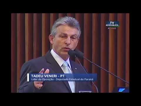 Veneri alerta sobre situação na Penitenciária Estadual de Cascavel