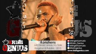Konshens - Jah Never Leave My Side
