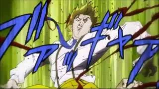 getlinkyoutube.com-every time Jonathan beats the sh*t out of Dio in Phantom Blood