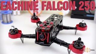getlinkyoutube.com-Eachine Falcon 250 FPV Racer Unboxing